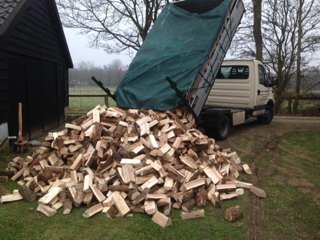 Wonderbaar Openhaardhout-aanbiedingen SE-82